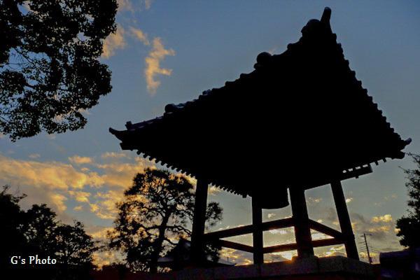 夕暮れ心應寺120211017