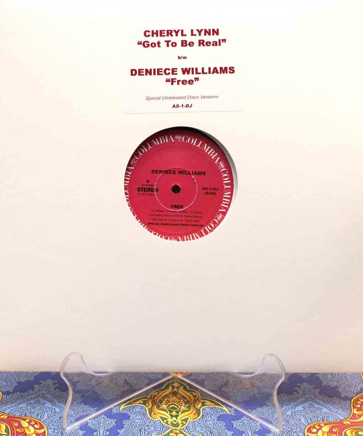 Deniece Williams – Free (Remix) 01
