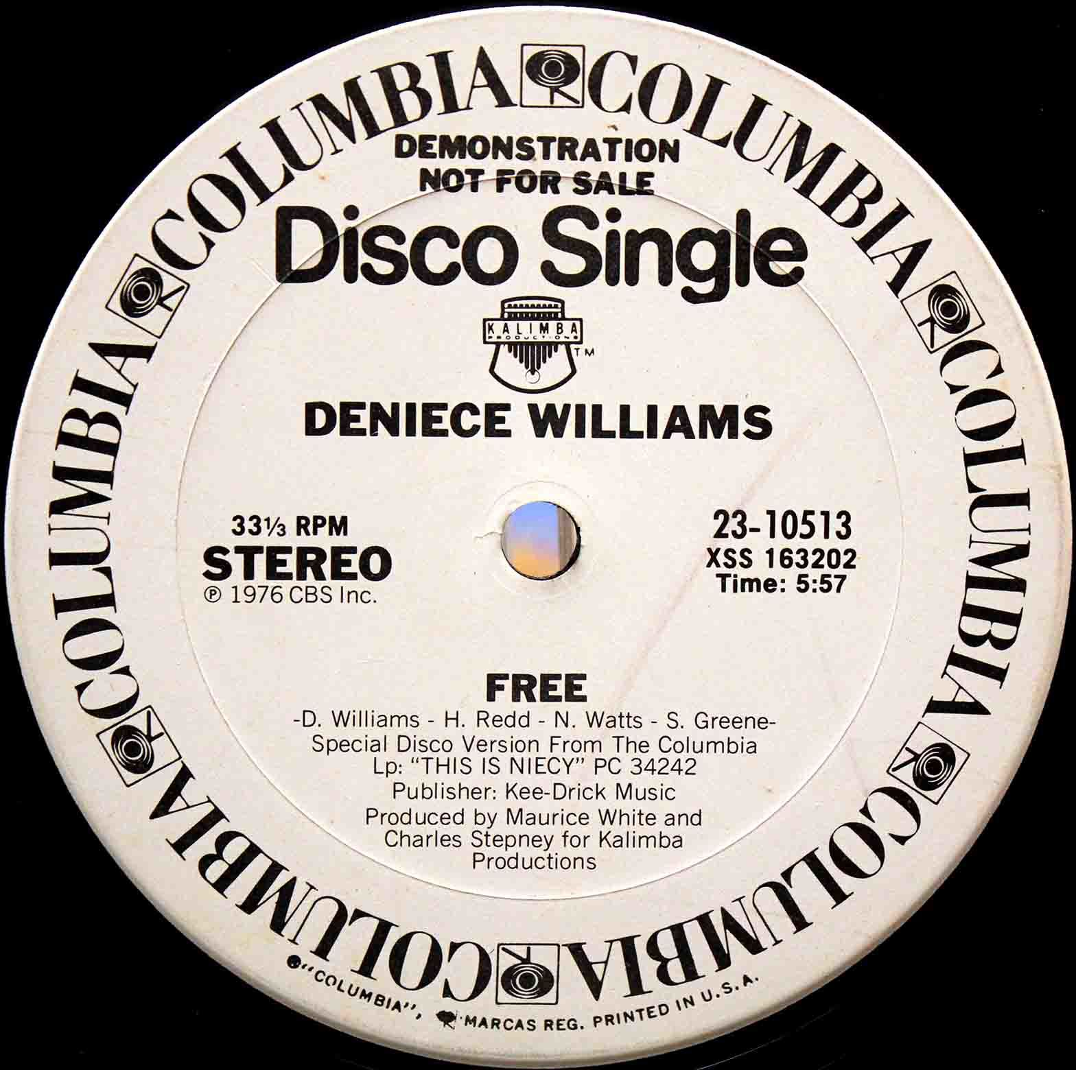 Deniece Williams - Free 03