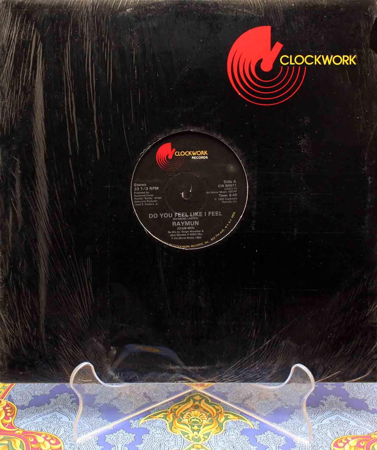Raymun – Do You Feel Like I Feel 01