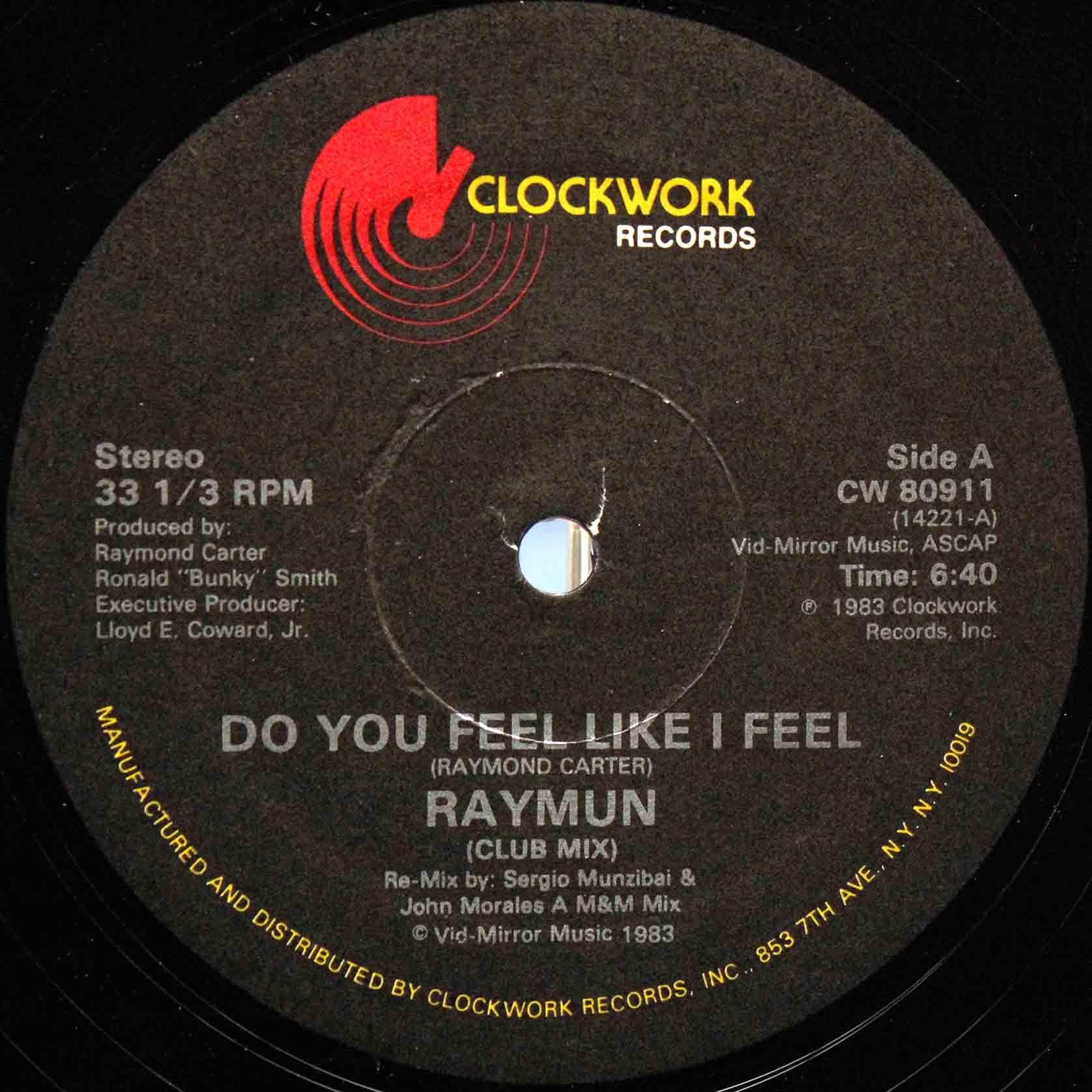 Raymun – Do You Feel Like I Feel 03