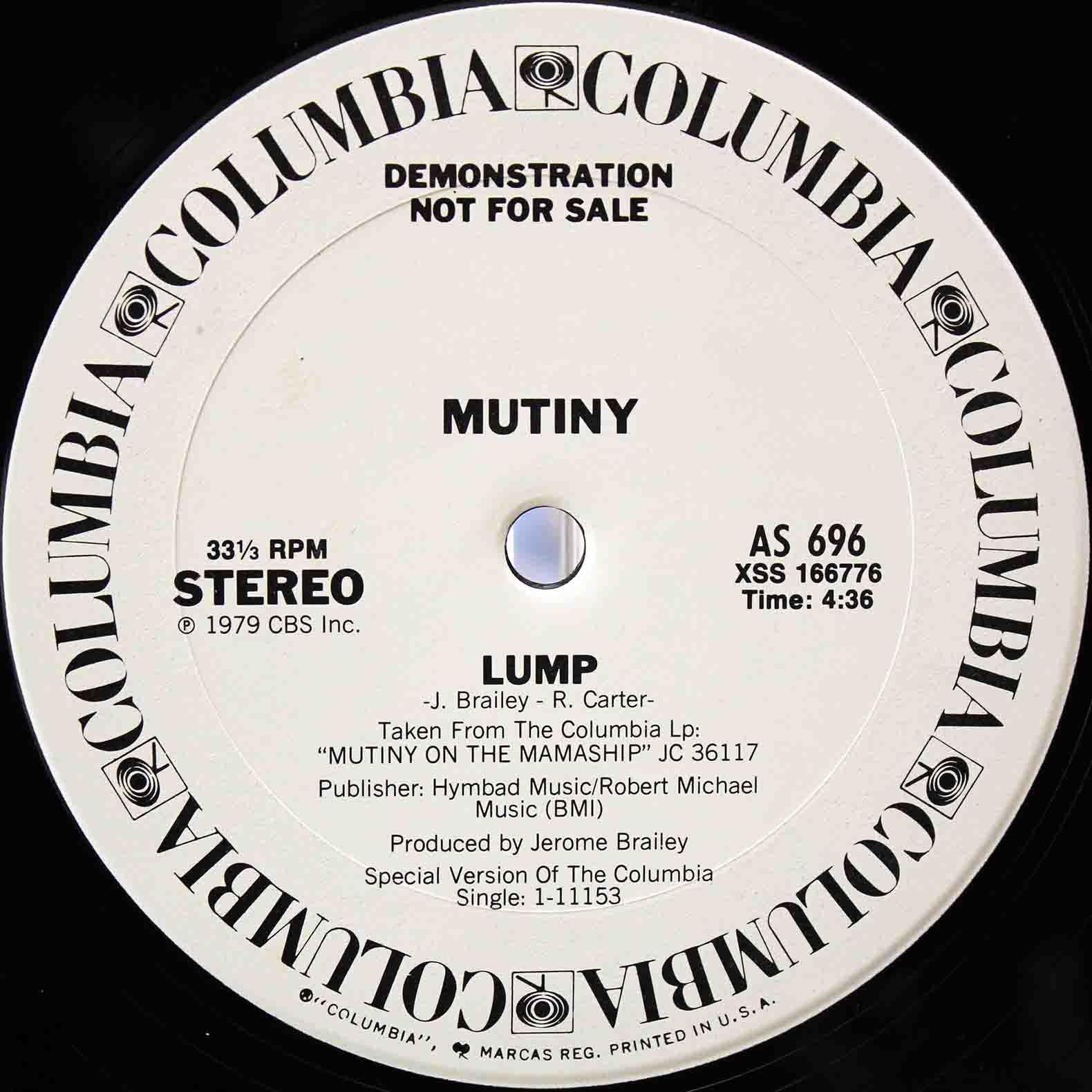 Mutiny - Lump 02