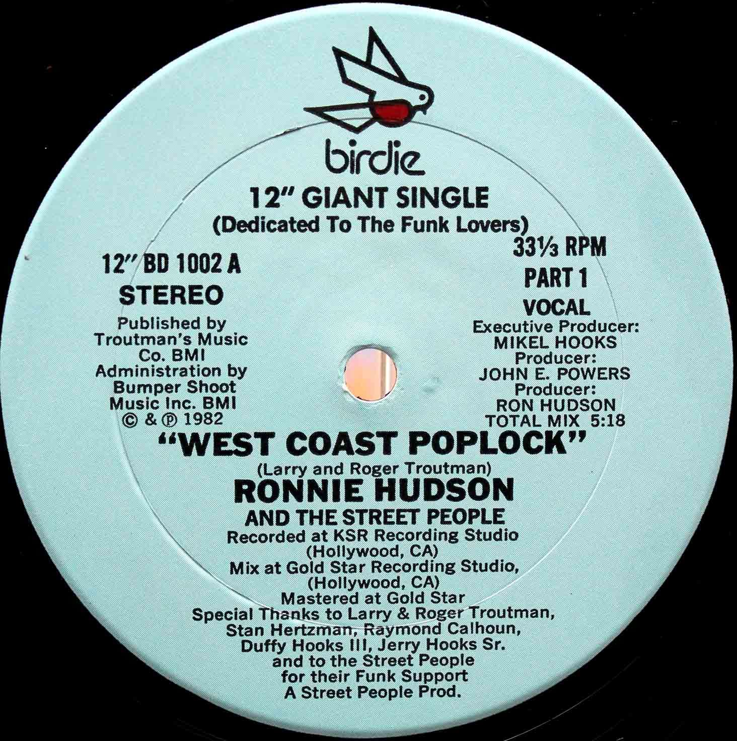 Ronnie Hudson And The Street People – West Coast Poplock 03