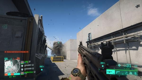 Battlefield 2042 Open Beta_ウルトラ_01