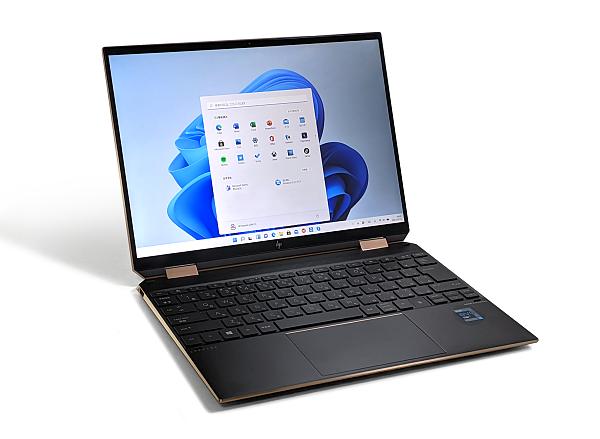 「Windows 11」をWindows 10に戻す方法(復元)_HP Spectre x360_20211015_093233268_02