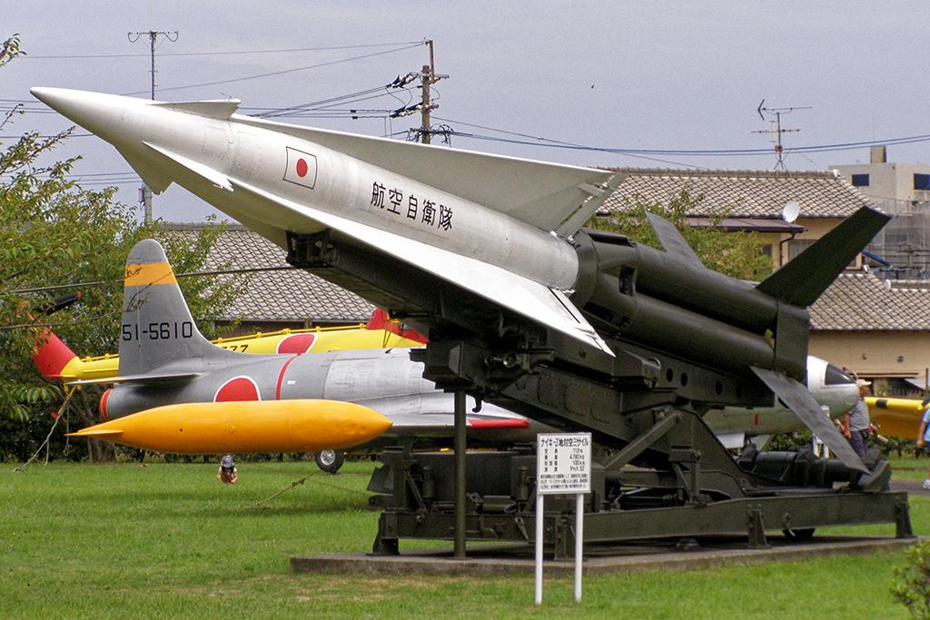 ナイキJ地対空ミサイル